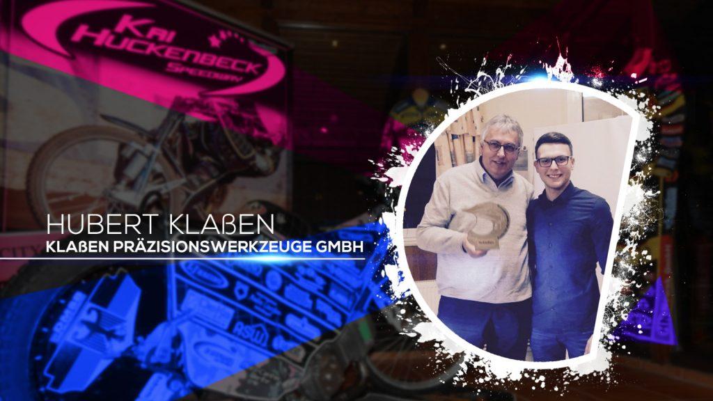 Hubert Klaßen und Kai Huckenbeck